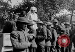 Image of US Army chow line World War I France, 1917, second 41 stock footage video 65675071103