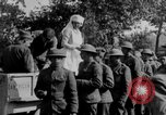 Image of US Army chow line World War I France, 1917, second 43 stock footage video 65675071103