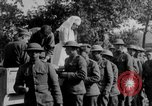 Image of US Army chow line World War I France, 1917, second 44 stock footage video 65675071103