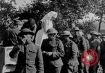 Image of US Army chow line World War I France, 1917, second 45 stock footage video 65675071103