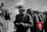 Image of US Army chow line World War I France, 1917, second 48 stock footage video 65675071103