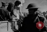 Image of US Army chow line World War I France, 1917, second 51 stock footage video 65675071103