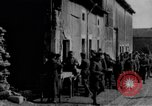 Image of US Army chow line World War I France, 1917, second 58 stock footage video 65675071103
