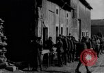 Image of US Army chow line World War I France, 1917, second 59 stock footage video 65675071103