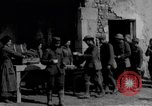 Image of US Army chow line World War I France, 1917, second 61 stock footage video 65675071103