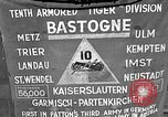 Image of American 10th Armored Division United States USA, 1945, second 35 stock footage video 65675071107