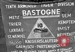 Image of American 10th Armored Division United States USA, 1945, second 36 stock footage video 65675071107