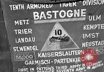 Image of American 10th Armored Division United States USA, 1945, second 39 stock footage video 65675071107