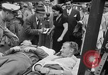 Image of Stretcher cases New York United States USA, 1945, second 13 stock footage video 65675071110
