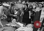 Image of Stretcher cases New York United States USA, 1945, second 14 stock footage video 65675071110