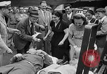 Image of Stretcher cases New York United States USA, 1945, second 15 stock footage video 65675071110
