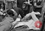 Image of Stretcher cases New York United States USA, 1945, second 19 stock footage video 65675071110