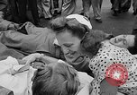 Image of Stretcher cases New York United States USA, 1945, second 24 stock footage video 65675071110