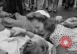 Image of Stretcher cases New York United States USA, 1945, second 25 stock footage video 65675071110