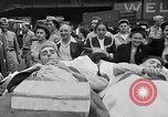 Image of Stretcher cases New York United States USA, 1945, second 39 stock footage video 65675071110