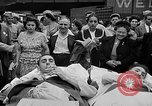 Image of Stretcher cases New York United States USA, 1945, second 40 stock footage video 65675071110