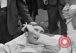 Image of Stretcher cases New York United States USA, 1945, second 56 stock footage video 65675071110