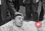 Image of Stretcher cases New York United States USA, 1945, second 57 stock footage video 65675071110