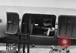Image of C-54 air evacuation aircraft New York United States USA, 1945, second 16 stock footage video 65675071111