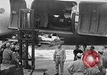 Image of C-54 air evacuation aircraft New York United States USA, 1945, second 25 stock footage video 65675071111