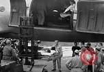 Image of C-54 air evacuation aircraft New York United States USA, 1945, second 28 stock footage video 65675071111