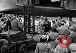Image of C-54 air evacuation aircraft New York United States USA, 1945, second 32 stock footage video 65675071111