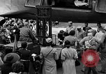 Image of C-54 air evacuation aircraft New York United States USA, 1945, second 34 stock footage video 65675071111