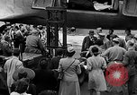Image of C-54 air evacuation aircraft New York United States USA, 1945, second 35 stock footage video 65675071111
