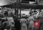 Image of C-54 air evacuation aircraft New York United States USA, 1945, second 36 stock footage video 65675071111