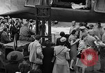 Image of C-54 air evacuation aircraft New York United States USA, 1945, second 37 stock footage video 65675071111