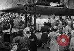 Image of C-54 air evacuation aircraft New York United States USA, 1945, second 38 stock footage video 65675071111