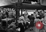Image of C-54 air evacuation aircraft New York United States USA, 1945, second 39 stock footage video 65675071111
