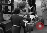 Image of C-54 air evacuation aircraft New York United States USA, 1945, second 46 stock footage video 65675071111