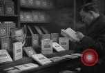 Image of books by Lord Vansittart United Kingdom, 1944, second 42 stock footage video 65675071124