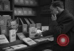 Image of books by Lord Vansittart United Kingdom, 1944, second 50 stock footage video 65675071124