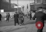 Image of British officials entering the House of Commons grounds London England United Kingdom, 1938, second 33 stock footage video 65675071127