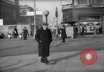 Image of British officials entering the House of Commons grounds London England United Kingdom, 1938, second 36 stock footage video 65675071127