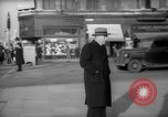 Image of British officials entering the House of Commons grounds London England United Kingdom, 1938, second 39 stock footage video 65675071127