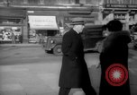 Image of British officials entering the House of Commons grounds London England United Kingdom, 1938, second 40 stock footage video 65675071127