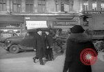 Image of British officials entering the House of Commons grounds London England United Kingdom, 1938, second 45 stock footage video 65675071127