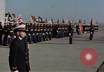 Image of Lord Mountbatten Washington DC USA, 1958, second 14 stock footage video 65675071129