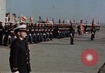 Image of Lord Mountbatten Washington DC USA, 1958, second 15 stock footage video 65675071129
