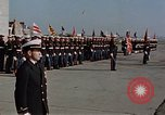 Image of Lord Mountbatten Washington DC USA, 1958, second 16 stock footage video 65675071129