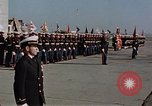 Image of Lord Mountbatten Washington DC USA, 1958, second 17 stock footage video 65675071129