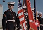 Image of Lord Mountbatten Washington DC USA, 1958, second 34 stock footage video 65675071129