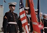 Image of Lord Mountbatten Washington DC USA, 1958, second 37 stock footage video 65675071129