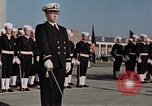Image of Lord Mountbatten Washington DC USA, 1958, second 42 stock footage video 65675071129