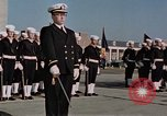 Image of Lord Mountbatten Washington DC USA, 1958, second 46 stock footage video 65675071129