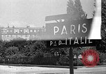 Image of Allied soldiers Paris France, 1944, second 36 stock footage video 65675071133