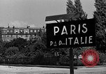 Image of Allied soldiers Paris France, 1944, second 38 stock footage video 65675071133